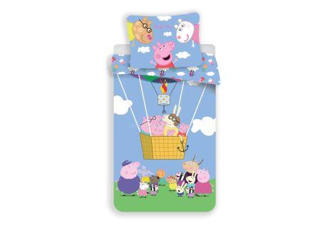 Kinderbettwäsche PEPPA PIG 2