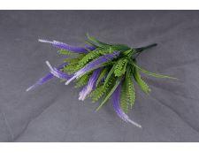 Künstliches GRAS lila
