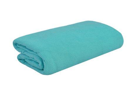 TOP Q Frottee Bettlaken Für eine höhere Matratze geeignet OZEAN 2 90x200 cm