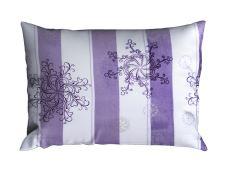 Kissenbezug Mikroplüsch 70x90 cm MELIKA violett