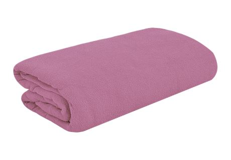 TOP Q Frottee Bettlaken Für eine höhere Matratze geeignet BROMBEERE 90x200 cm