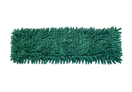 Ersatzbezug für den Wischmopp mit Fransen grün