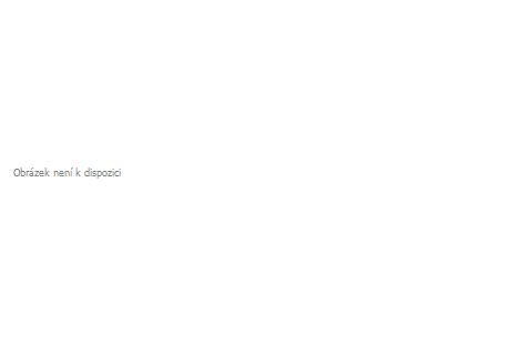 Bettwäsche aus Mikrofaser mit Baumwolleffekt in Übergröße RIVERA Orange