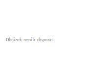 Bettwäsche aus Mikrofaser mit Baumwolleffekt NADIA Blau