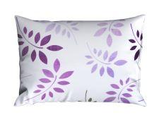 Kissenbezug Mikroflanell 70x90 cm OLVETA violett