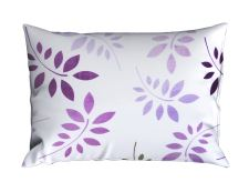 Kissenbezug Mikroplüsch 70x90 cm OLVETA violett