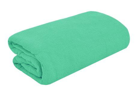 TOP Q Frottee Bettlaken Für eine höhere Matratze geeignet TÜRKISZÖLD 180x200 cm