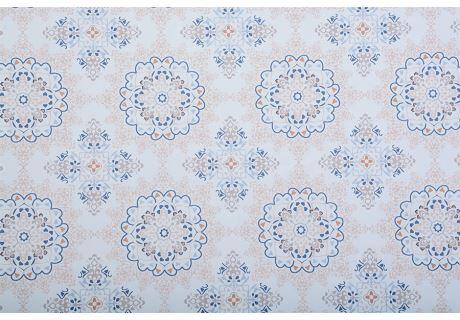 PVC-Tischdecke  MANDALA 140x160 cm