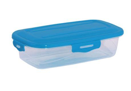 Kunststoffdose RUBY 1 l blau