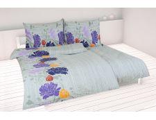 Bettwäsche Seersucker in Übergröße AGLIA violett