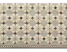 PVC-Spitzentischläufer MISTA 50x180 cm