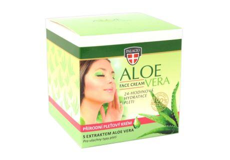 Aloe-Vera-Gesichtscreme 50 ml