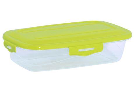 Kunststoffdose RUBY 2,8 l grün