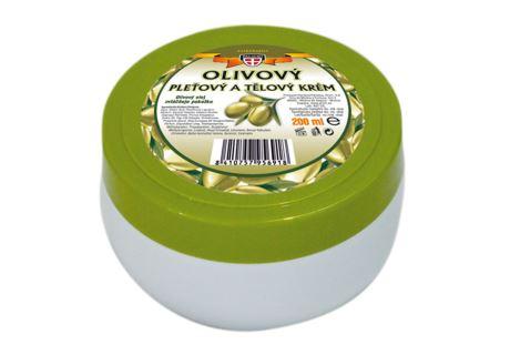 Olivenöl Gesichts- und Körpercreme 200 ml