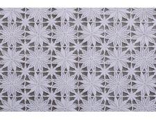 PVC-Spitzentischdecke DELA 140x140cm
