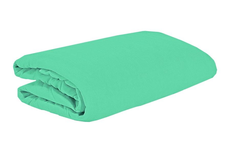 top q spannbettlaken jersey t rkisgr n 90x200 cm lagerverkauf. Black Bedroom Furniture Sets. Home Design Ideas
