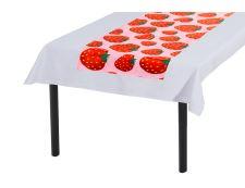 Tischläufer 40x180 cm ERDBEERE