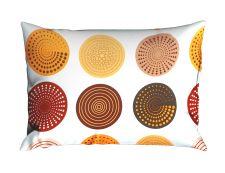 Bettwäsche aus Mikrofaser mit Baumwolleffekt 4 tlg. PAOLA altrosa