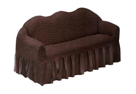 Couch-Spannbezug KORINA Braun