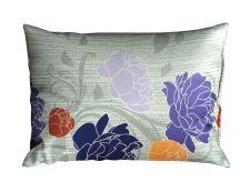 Kissenbezug Baumwolle 70x90 cm AGLIA violett