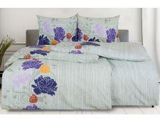 Bettwäsche Baumwolle in Übergröße AGLIA violett