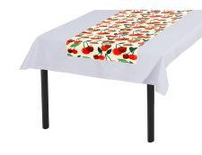 Tischläufer 40x180 cm KIRSCHEN